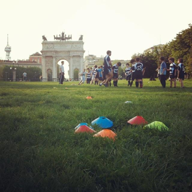 rugby parco sempione